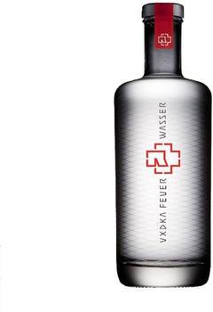 Rammstein Vodka Feuer & Wasser 0,7l 40%