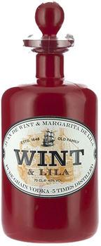Wint & Lila Vodka 0,7l 40%