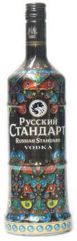 Russian Standard Cloisonné Edition 1l 40%