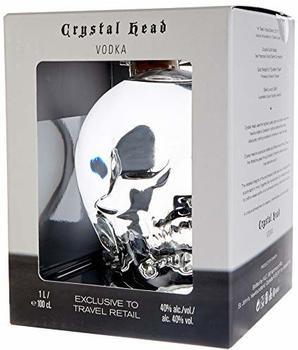 Crystal Head 40% 1l + GB