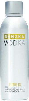 Danzka Citrus 0,05l 40%