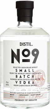 Staritsky & Levitsky Distil. No.9 Small Batch Premium Vodka 0,7l 40%