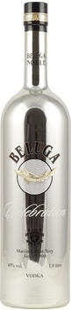 Beluga Nobel Celebration Vodka 1 Liter 40 % Vol.