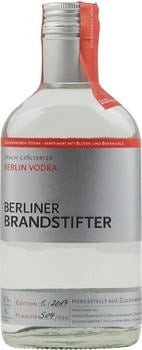 Berliner Brandstifter Vodka 0,35l 43,3%