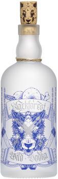 Wild Blackforest Wild Vodka 0,5 l 40%