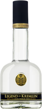 Legend of Kremlin Russian Vodka 0,5 l 40,00%