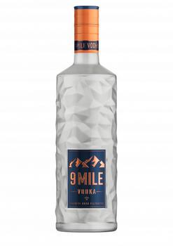 Granite Rock Distillery 9 Mile Vodka 37,5% 1l