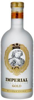 Zarskaja Zolotaja Imperial Collection Gold Vodka 40% 0,7l