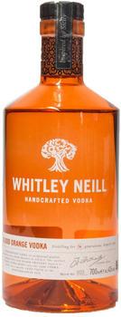 Whitley Neill Handcrafted Blood Orange Vodka 43% 0,7l