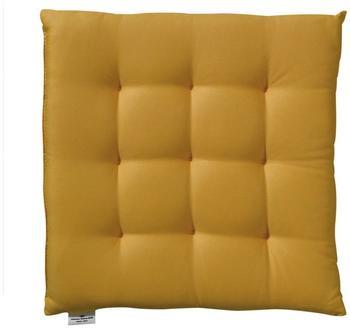 Tom Tailor T-Dove Sitzkissen 40x40cm gelb