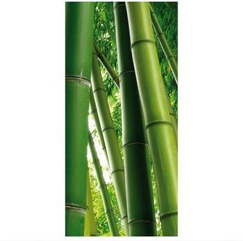 Apalis Raumteiler inkl. transparenter Halterung Bamboo Trees No. 1 grün