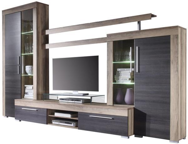 Kasper Wohndesign Wohnwand Tango 308x202cm