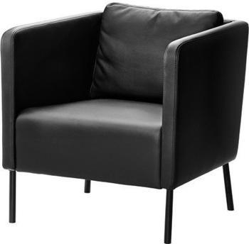 Ikea EKERÖ Sessel Kimstad Laglig schwarz