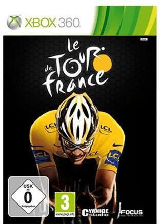 Tour De France (XBox 360)