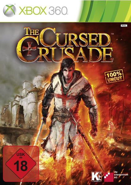 The Cursed Crusade (XBox 360) Spiel