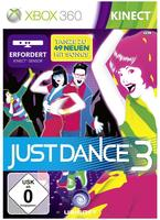 Just Dance 3 (Kinect) (XBox 360)