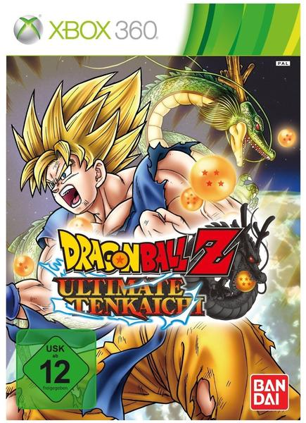 Dragonball Z - Ultimate Tenkaichi (XBox 360)