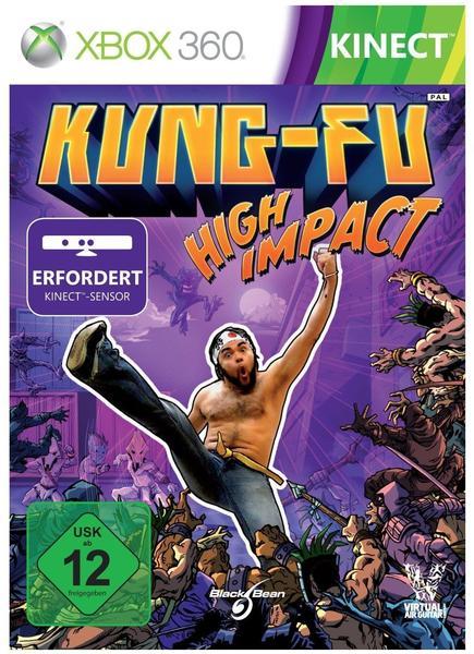 Kung Fu High Impact (Kinect) (XBox 360)