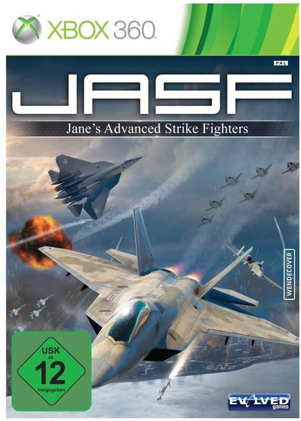 Janes Advance Strike Fighters (XBox 360)