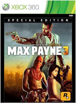 Rockstar Games Max Payne 3 - Special Edition (Xbox 360)