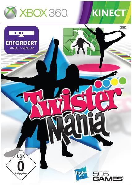 505 Games Twister Mania (Kinect) (Xbox 360)