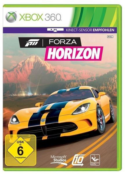 Microsoft Forza Horizon (Kinect) (Xbox 360)