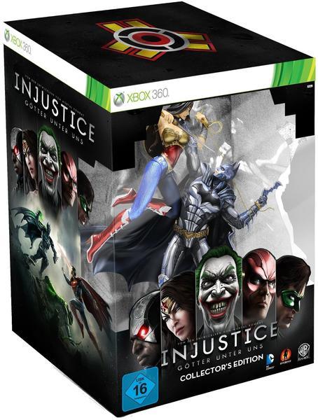 Warner Injustice: Götter unter uns - Collectors Edition (Xbox 360)