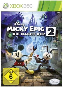 Disney Micky Epic: Die Macht der 2 (Xbox 360)