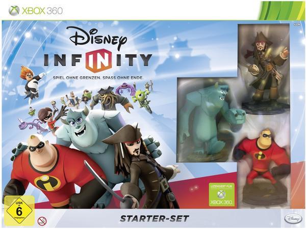 Disney Infinity - Starter-Set (Xbox 360)