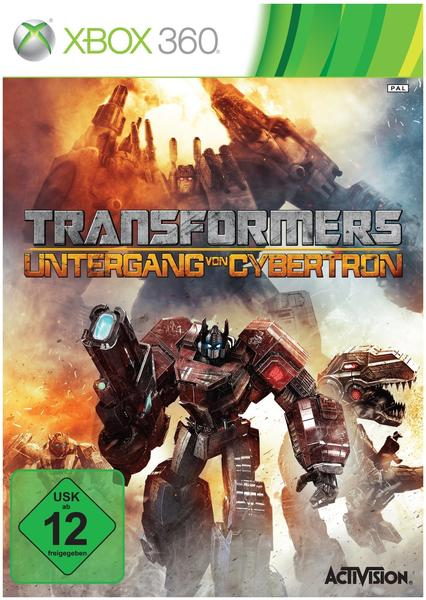 Activision Transformers: Fall of Cybertron (Xbox 360)