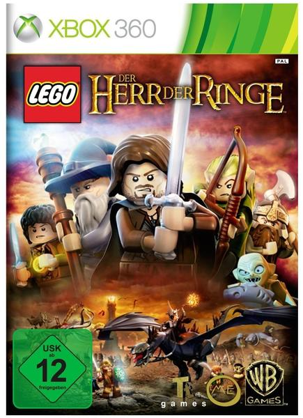 Warner LEGO Herr der Ringe (Xbox 360)