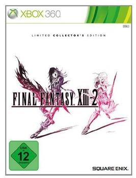 SQUARE ENIX Final Fantasy XIII-2 - Limited Collectors Edition (Xbox 360)