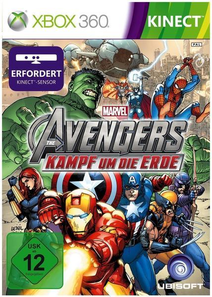 UbiSoft Marvel Avengers: Kampf um die Erde (Xbox 360)