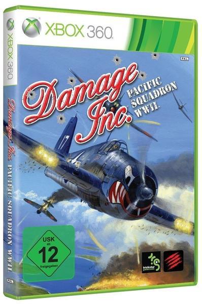 Damage Inc.: Pacific Squadron WWII (Xbox 360)