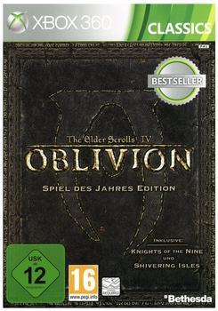 The Elder Scrolls IV: Oblivion - Spiel des Jahres Edition (Xbox 360)