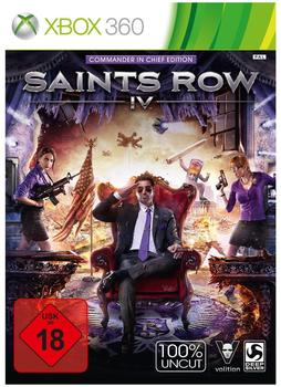 Saints Row IV - Commander in Chief Edition (Xbox 360)