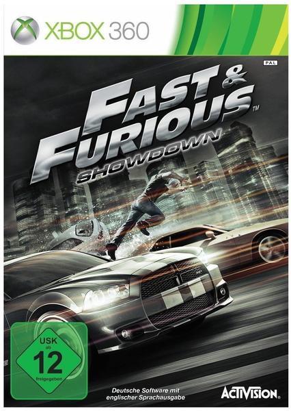 Activision Fast & Furious: Showdown (Xbox 360)