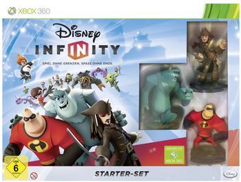 Disney Infinity: Starter-Set (Xbox 360)