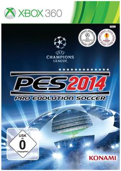 PES 2014 - Pro Evolution Soccer (XBox 360)