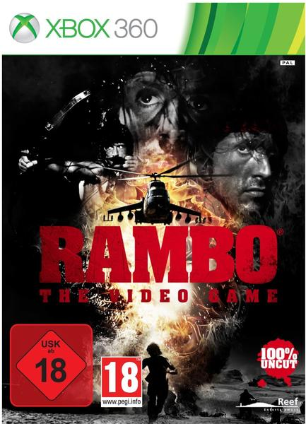 Reef Entertainment Rambo: The Video Game (Xbox 360)