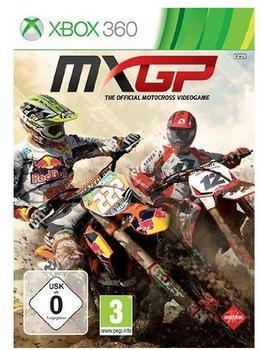 MX GP - Die offizielle Motocross-Simulation (xBox 360)