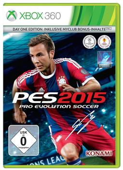 Pro Evolution Soccer PES 2015 (Xbox 360)