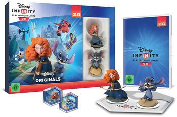 Disney Infinity 2.0: Disney Originals - Toybox Combo Pack (Xbox 360)