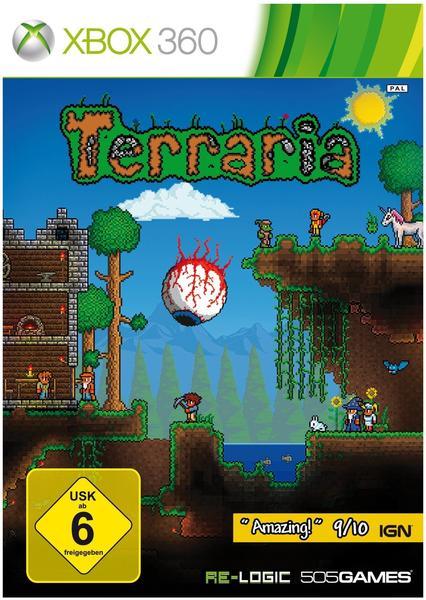 Terraria: Collector's Edition (Xbox 360)