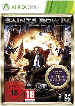 Saints Row 4: Game of the Century Edition (Xbox 360)