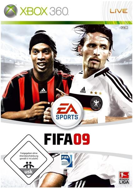 EA GAMES FIFA 09 (Xbox 360)