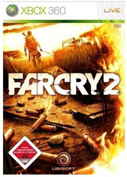 Ubi Soft Far Cry 2 Spiele