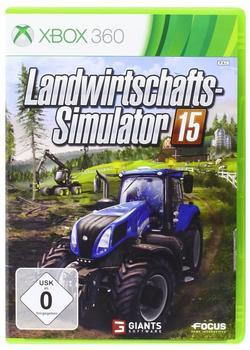 Landwirtschafts-Simulator 15 (Xbox 360)