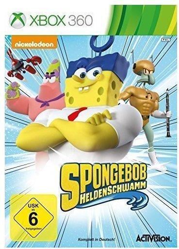 SpongeBob: Heldenschwamm (Xbox 360)