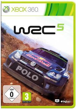 Bigben Interactive WRC 5 (Xbox 360)